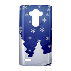 Vector Christmas Design LG G4 Hardshell Case