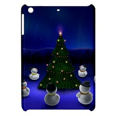 Waiting For The Xmas Christmas Apple iPad Mini Hardshell Case
