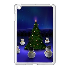 Waiting For The Xmas Christmas Apple iPad Mini Case (White)