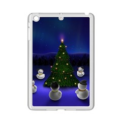 Waiting For The Xmas Christmas iPad Mini 2 Enamel Coated Cases