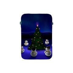 Waiting For The Xmas Christmas Apple iPad Mini Protective Soft Cases