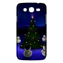 Waiting For The Xmas Christmas Samsung Galaxy Mega 5.8 I9152 Hardshell Case