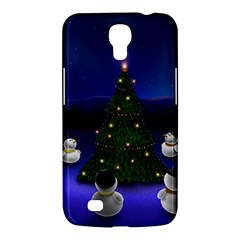 Waiting For The Xmas Christmas Samsung Galaxy Mega 6.3  I9200 Hardshell Case