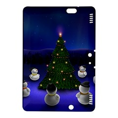 Waiting For The Xmas Christmas Kindle Fire HDX 8.9  Hardshell Case