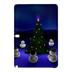 Waiting For The Xmas Christmas Samsung Galaxy Tab Pro 10.1 Hardshell Case