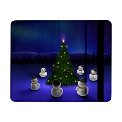Waiting For The Xmas Christmas Samsung Galaxy Tab Pro 8.4  Flip Case