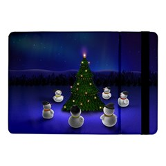 Waiting For The Xmas Christmas Samsung Galaxy Tab Pro 10.1  Flip Case