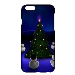 Waiting For The Xmas Christmas Apple iPhone 6 Plus/6S Plus Hardshell Case