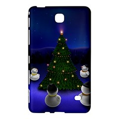 Waiting For The Xmas Christmas Samsung Galaxy Tab 4 (7 ) Hardshell Case