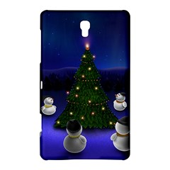 Waiting For The Xmas Christmas Samsung Galaxy Tab S (8.4 ) Hardshell Case