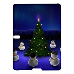 Waiting For The Xmas Christmas Samsung Galaxy Tab S (10.5 ) Hardshell Case