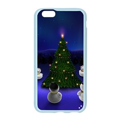 Waiting For The Xmas Christmas Apple Seamless iPhone 6/6S Case (Color)