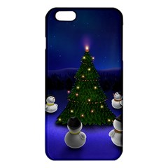 Waiting For The Xmas Christmas iPhone 6 Plus/6S Plus TPU Case