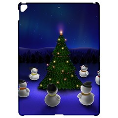 Waiting For The Xmas Christmas Apple iPad Pro 12.9   Hardshell Case