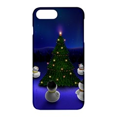 Waiting For The Xmas Christmas Apple iPhone 7 Plus Hardshell Case