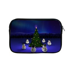 Waiting For The Xmas Christmas Apple MacBook Pro 13  Zipper Case