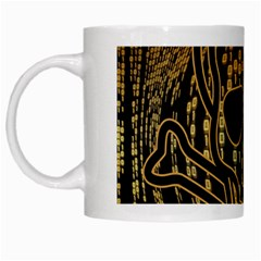 Virus Computer Encryption Trojan White Mugs