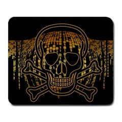 Virus Computer Encryption Trojan Large Mousepads
