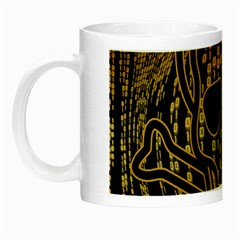 Virus Computer Encryption Trojan Night Luminous Mugs