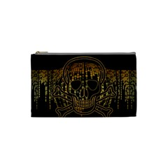 Virus Computer Encryption Trojan Cosmetic Bag (Small)