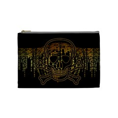 Virus Computer Encryption Trojan Cosmetic Bag (Medium)