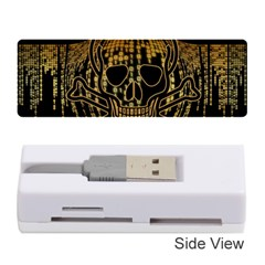 Virus Computer Encryption Trojan Memory Card Reader (Stick)