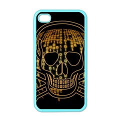 Virus Computer Encryption Trojan Apple iPhone 4 Case (Color)