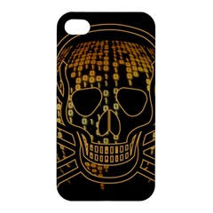 Virus Computer Encryption Trojan Apple iPhone 4/4S Hardshell Case
