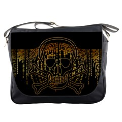 Virus Computer Encryption Trojan Messenger Bags