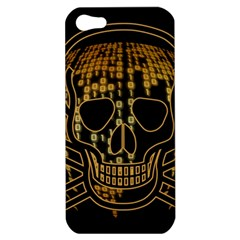 Virus Computer Encryption Trojan Apple iPhone 5 Hardshell Case