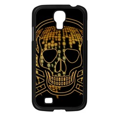 Virus Computer Encryption Trojan Samsung Galaxy S4 I9500/ I9505 Case (Black)