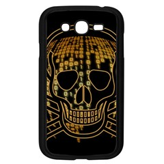 Virus Computer Encryption Trojan Samsung Galaxy Grand DUOS I9082 Case (Black)