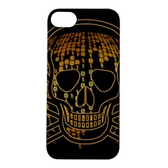Virus Computer Encryption Trojan Apple iPhone 5S/ SE Hardshell Case