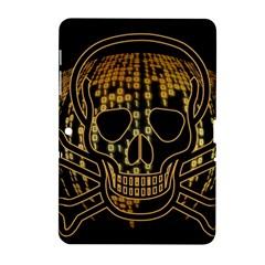 Virus Computer Encryption Trojan Samsung Galaxy Tab 2 (10.1 ) P5100 Hardshell Case
