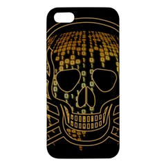 Virus Computer Encryption Trojan iPhone 5S/ SE Premium Hardshell Case