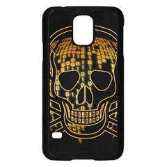 Virus Computer Encryption Trojan Samsung Galaxy S5 Case (Black)