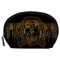 Virus Computer Encryption Trojan Accessory Pouches (Large)