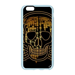 Virus Computer Encryption Trojan Apple Seamless iPhone 6/6S Case (Color)
