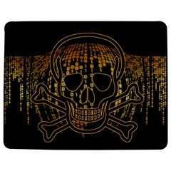 Virus Computer Encryption Trojan Jigsaw Puzzle Photo Stand (Rectangular)