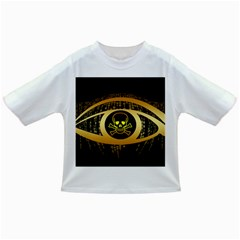 Virus Computer Encryption Trojan Infant/Toddler T-Shirts
