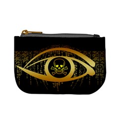 Virus Computer Encryption Trojan Mini Coin Purses