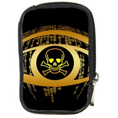 Virus Computer Encryption Trojan Compact Camera Cases