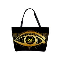 Virus Computer Encryption Trojan Shoulder Handbags