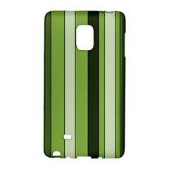 Greenery Stripes Pattern 8000 Vertical Stripe Shades Of Spring Green Color Galaxy Note Edge