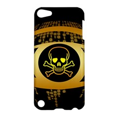 Virus Computer Encryption Trojan Apple iPod Touch 5 Hardshell Case