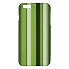 Greenery Stripes Pattern 8000 Vertical Stripe Shades Of Spring Green Color iPhone 6 Plus/6S Plus TPU Case
