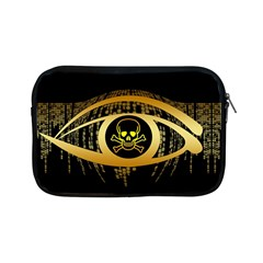 Virus Computer Encryption Trojan Apple iPad Mini Zipper Cases