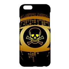 Virus Computer Encryption Trojan Apple iPhone 6 Plus/6S Plus Hardshell Case