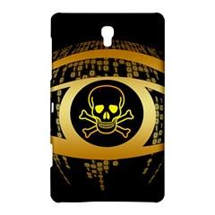 Virus Computer Encryption Trojan Samsung Galaxy Tab S (8.4 ) Hardshell Case