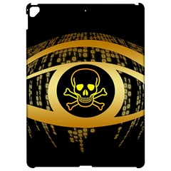 Virus Computer Encryption Trojan Apple iPad Pro 12.9   Hardshell Case